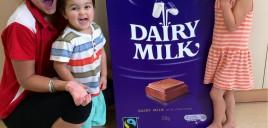 10kg Cadbury Chocolate Block